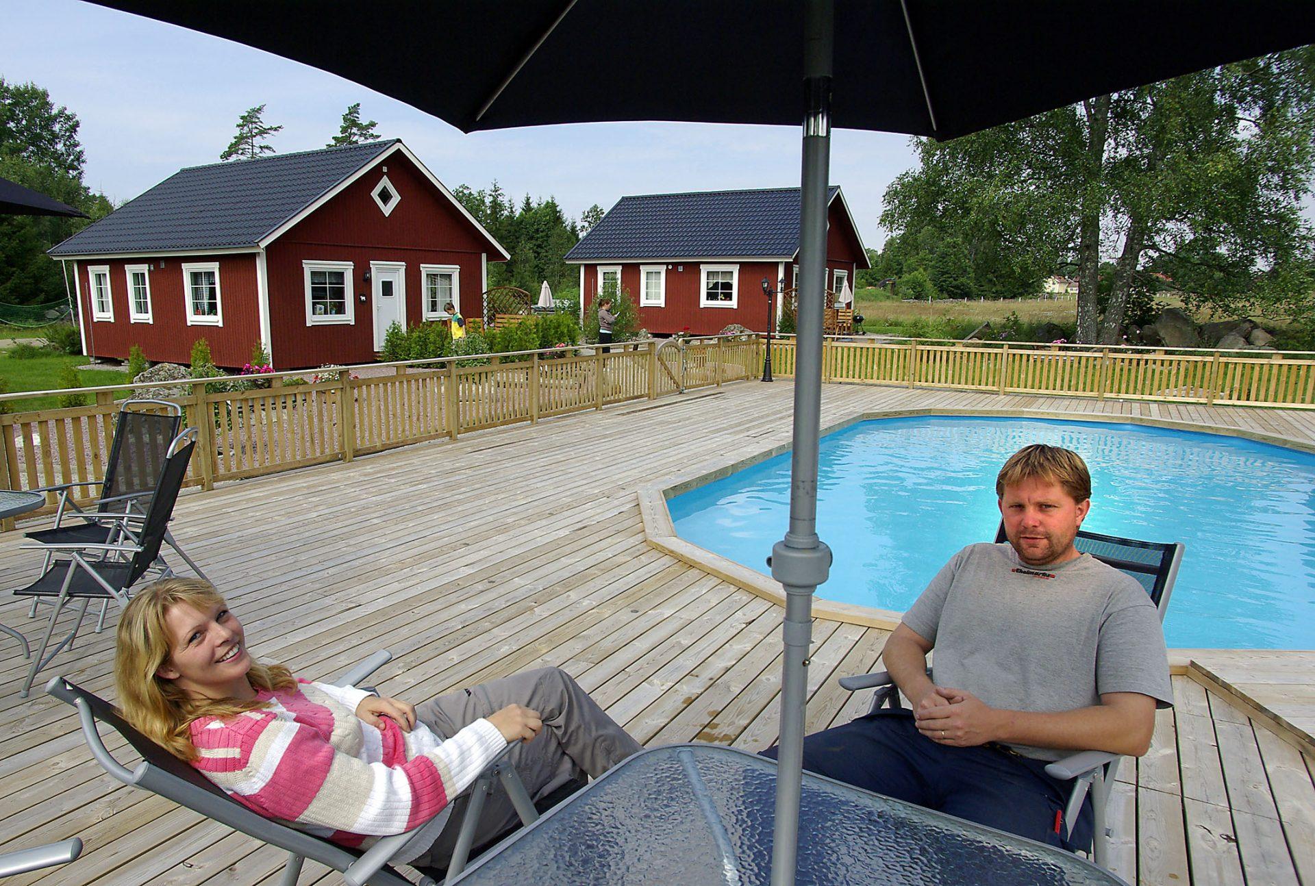 Johan Persson & Mia Närling