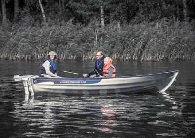 båt till stugan 2
