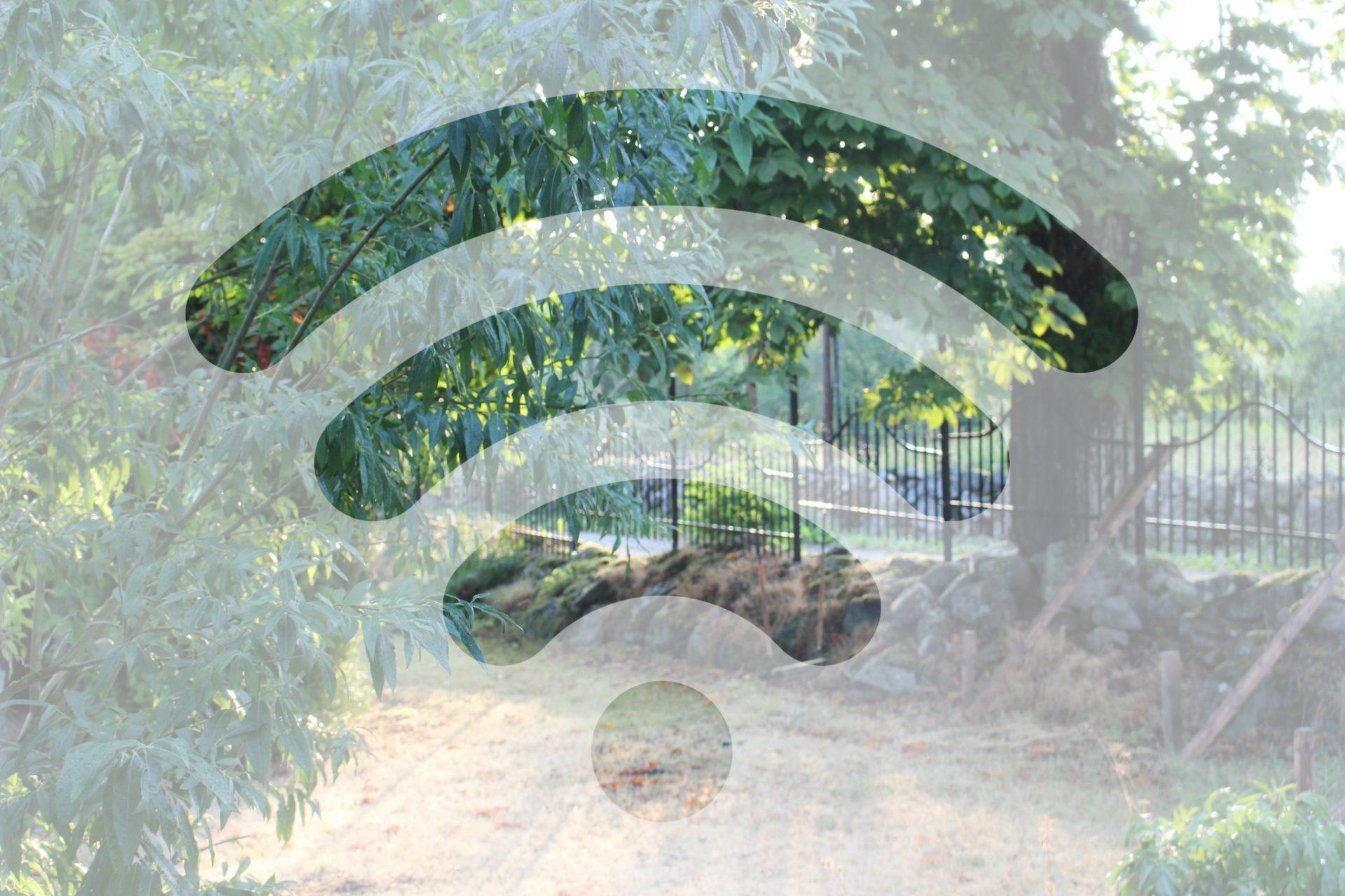 WiFi/trådlöst internet